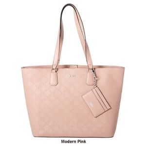 Nine West Blush Pink Marcelie Tote
